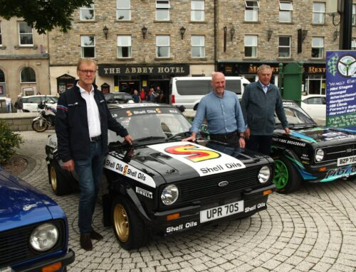 The Harvest Rally returns to Donegal Town area